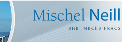 Mischel Neill - BHB MBCHB FRACS - Urology - Oncology, Laparoscopy, General Urology